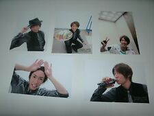 johnny's ARASHI LIVE TOUR 2014 DIGITALIAN Masaki Aiba Photo 5 set Official goods