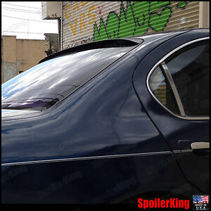 Rear Roof Spoiler Window Wing (Fits: Infiniti I30 / I35 2000-04 A33) SpoilerKing