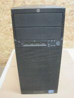 HP ProLiant Home Server ML110 G7 1x Xeon E3-1230  4x3.2GHz 4GB DDR3 PSU 350watt