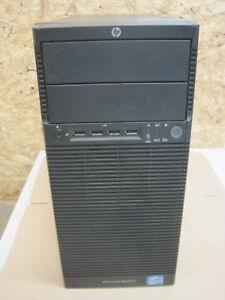 HP ProLiant Home Server ML110 G7| BAREBONE mit 4 hdd caddys|1155 |PSU 350watt