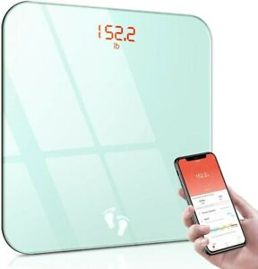 Cocoda Digital Bathroom Scales, Smart Bluetooth Scales for Body Weight