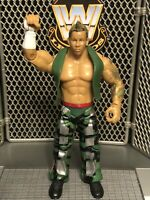 WWE Shannon Moore wrestling figure classic superstars toy wwf TNA WCW 3count ECW
