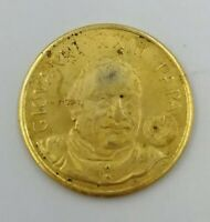 Moneta Papa Giovanni XXIII Pontefice Collezione Medaglia Riconoscimento