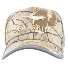 Sealskinz Neuf Homme Wp Tous Temps Camouflage Casquette - Realtree / Vert Olive