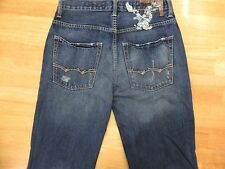 American Eagle Outfitters Men's sz 28/28  low Loose Fly Button  Jeans