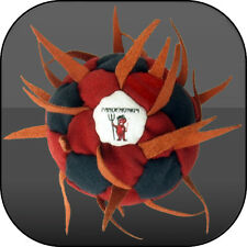 HELL RAISER FOOTBAG, 32 panels, Sand & Iron filled hacky sack, aki, freestyle
