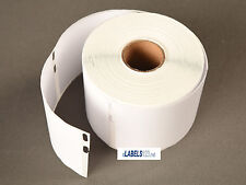 DYMO(R) compatible 30324 Self-Adhesive Paper Address 400 Labels White - 5 Rolls