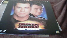 Broken Arrow NTSC Laserdisc