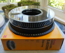 Kodak Carousel S-AV2000 - Slide Tray - 80 Slides - Made In Germany