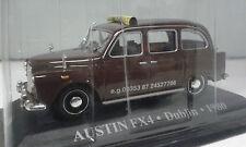 AUSTIN FX4 DUBLIN 1980 TAXI COLLECTION ALTAYA IXO 1/43