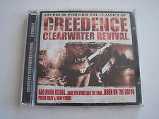 CD DE CREEDENCE CLEARWATER REVIVAL , STUDIO 99 PERFORM 16 TITRES . BON ETAT .
