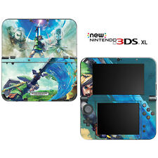 The Legend of Zelda Skyward Sword for New Nintendo 3DS XL Skin Decal Cover