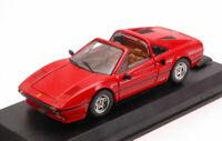 Model Car Scale 1:43 Best Model Ferrari 308 GTS vehicles diecast Coll