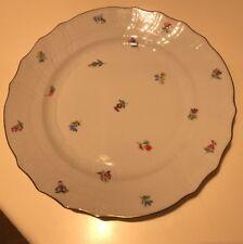 "Herend China ""Kimberly"" Dinner Plate"