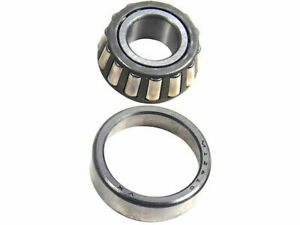 For 1971-1976 Pontiac Grand Safari Wheel Bearing Front Outer Centric 39917QP