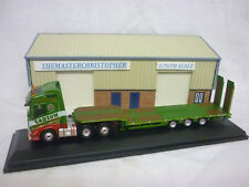 Oxford Diecast/Modern 1:76th Truck Volvo FH4 Low Loader Cadzow 76VOL4007