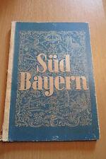 Bild Reiseführer Südbayern Peter Gerlach um 1950 cirka 100  Seiten , illustriert
