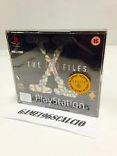 THE X-FILES PAL PS1 NUOVO SIGILLATO NEW SEALED PLAYSTATION 1 RARO