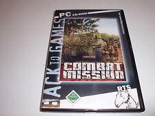 PC  Combat Mission