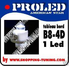 5 AMPOULE LED TABLEAU DE BORD B8-4D BLANC QUALITE N°1