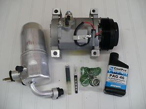 2009 Chevrolet Silverado 1500 (4.3L) New A/C AC Compressor Kit