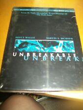 Unbreakable (Dvd, 2001, 2-Disc) Bruce Willis M Night Shyamalan Brand New Sealed