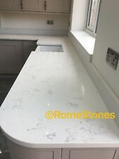 Best Quality Cararra  Quartz And Marble Kitchen WORKTOPS  All Colour Available