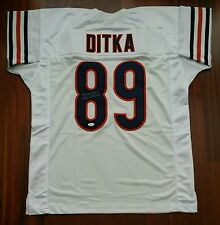 Mike Ditka Autographed Signed Jersey Chicago Bears JSA