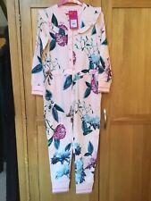 BNWT B By Ted baker Girls Hummingbird All in one suit/pyjamas sleepwear-7-8 Yrs