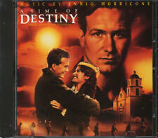 Ennio Morricone - A Time Of Destiny Original Motion Picture Soundtrack CD