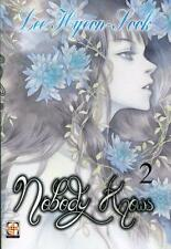 NOBODY KNOWS 2 - MANGA GOEN CON SOVRACOPERTINA - NUOVO
