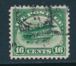 U. S. Scott #C2 Superb Centering (Used) SCV:$35.00