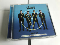 The Vamps - Wake Up CD - UNPLAYED MINT 2 DISC CD DVD VERSION 602547611161