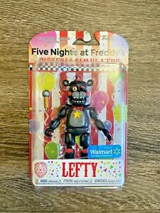 Five Nights At Freddy's Funko Lefty Walmart Exclusive Action Figure FNAF