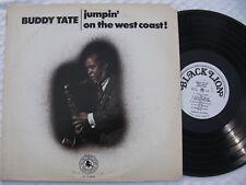 BUDDY TATE~JUMPIN' ON THE WEST COAST~BLACK LION BL-172 Mono (NM)