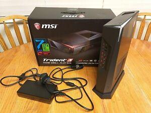MSI Trident 3 VR7RC-025US Gaming Desktop GTX 1060 i7-7700 16GB 256GB SSD 1TB HDD