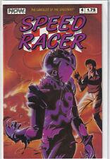 SPEED RACER (1987 Series)  (NOW) #4 Near Mint Comics Book