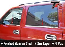2000-2006 Chevrolet Suburban Stainless Steel Window Sill Crew Cab