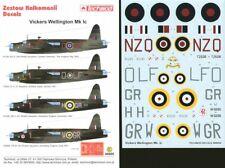 Techmod 1/48 Vickers Wellington Mk.Ic # 48809