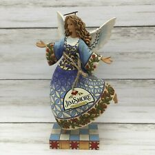 "2006 Jim Shore ""Heavenly Dancer"" Angel Figurine"