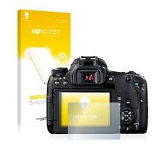 Antireflex Folie für Canon EOS 77D Entspiegelungs Display Schutz Folie Matt