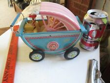 Marx Japan Battery Operated Baby Carriage P.P NO 15326 does not work for repair!