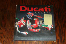 Ducati Racers Ian Falloon signed by Paul Smart  Imola 750 SS GT Desmo