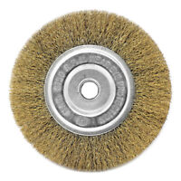 M4 Knot Wire Wheel Cup Brush For Angle Grinder Twisted Wavy Wire Brush Replace