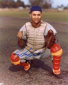 Roy Campanella 8x10 SIGNED PHOTO AUTOGRAPHED ( HOF Dodgers ) REPRINT
