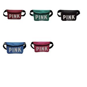 US stock brand  new V fashion multicolor belted waist pouch fanny pack