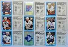 2003-04 Panini NHL Hockey Stickers (#92-195) Pick a Player Sticker
