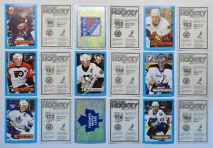 2003-04 Panini NHL Hockey Stickers (#92-195) Pick a Player Sticker
