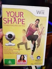 Your Shape Game Only -  NINTENDO WII - FREE POST
