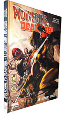 COMICS - INTEGRALE - MARVEL - WOLVERINE VS DEADPOOL : LE LOUP SORT DU BOIS